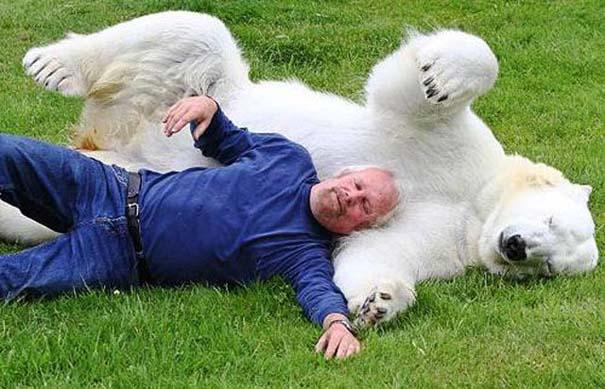 Δεσμοί μεταξύ ανθρώπων και άγριων ζώων (6)