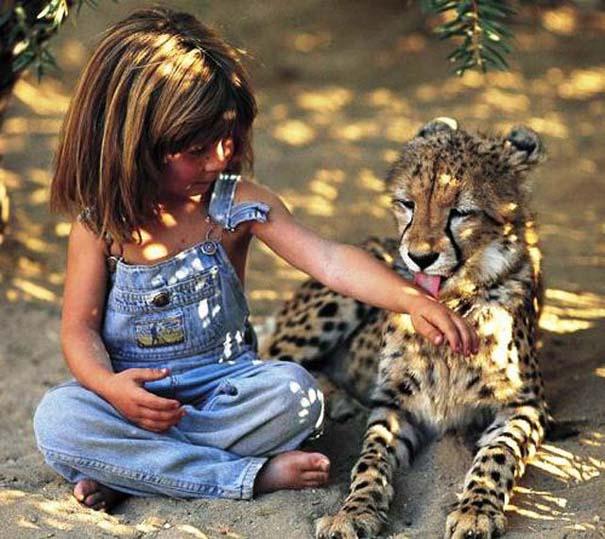 Δεσμοί μεταξύ ανθρώπων και άγριων ζώων (9)