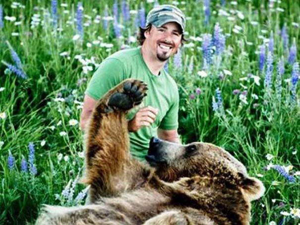 Δεσμοί μεταξύ ανθρώπων και άγριων ζώων (11)