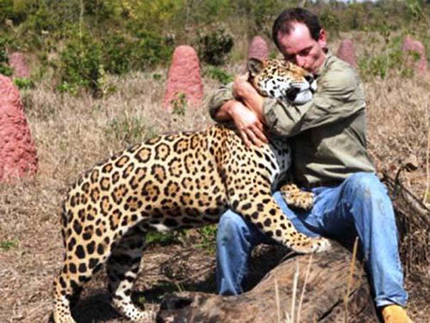 Δεσμοί μεταξύ ανθρώπων και άγριων ζώων (14)
