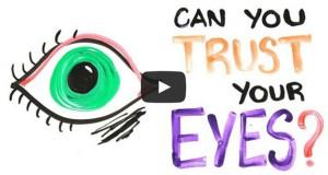 Εμπιστεύεστε τα μάτια σας; (Video)