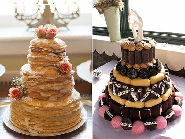 Εναλλακτικές γαμήλιες τούρτες (1)