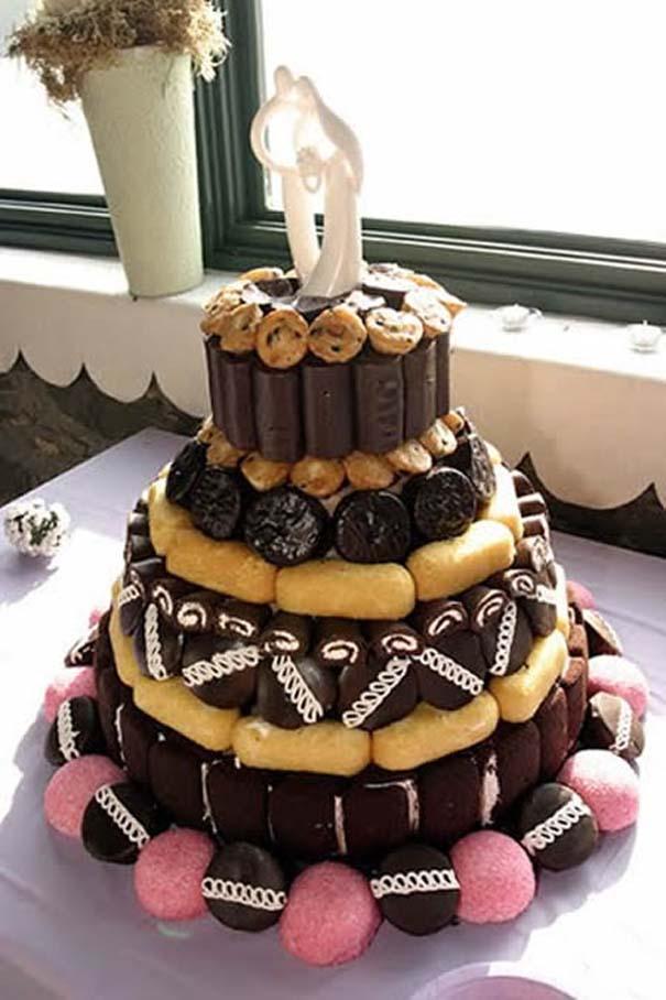 Εναλλακτικές γαμήλιες τούρτες (5)