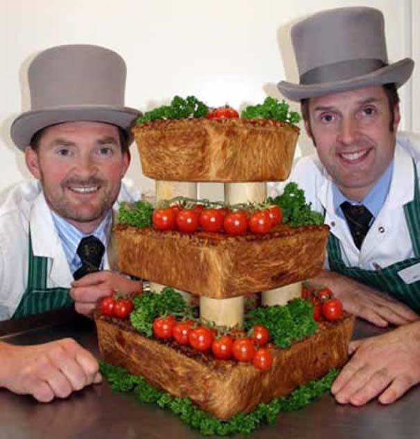 Εναλλακτικές γαμήλιες τούρτες (6)