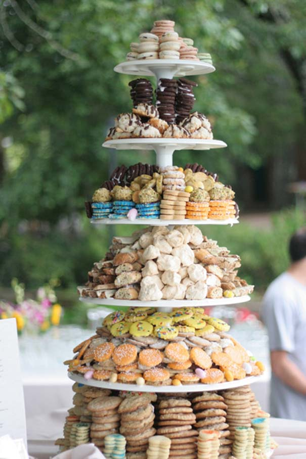 Εναλλακτικές γαμήλιες τούρτες (8)