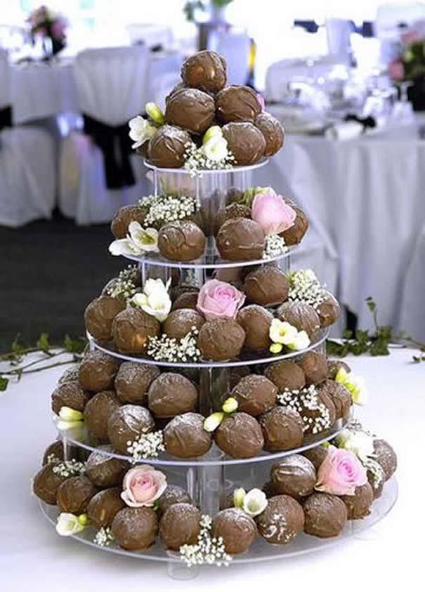 Εναλλακτικές γαμήλιες τούρτες (9)