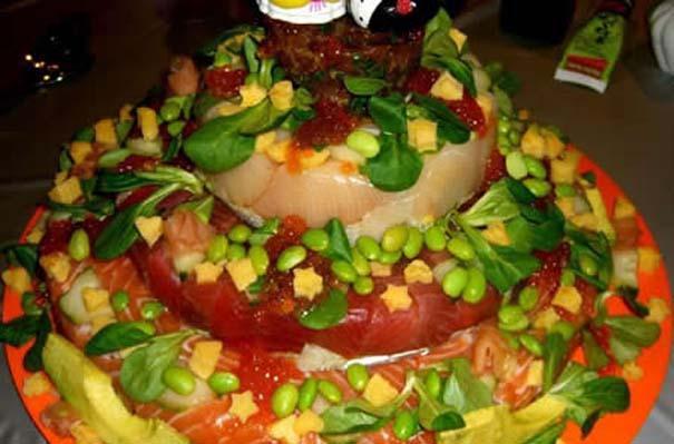Εναλλακτικές γαμήλιες τούρτες (10)