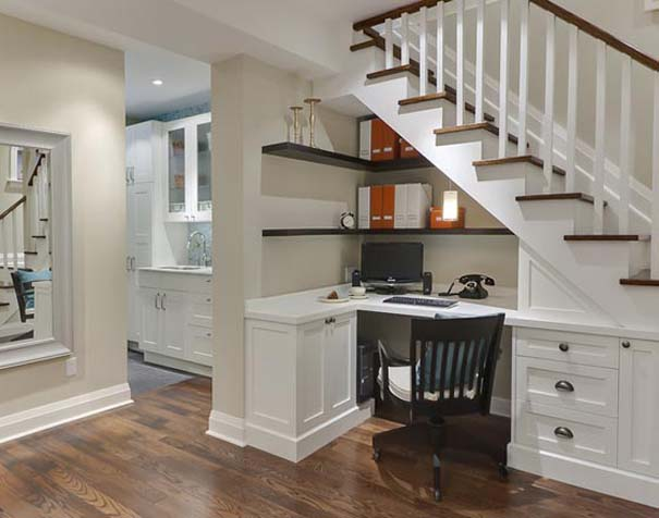 Εντυπωσιακά και μοντέρνα γραφεία στο σπίτι (1)