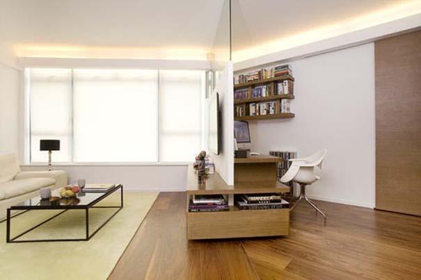 Εντυπωσιακά και μοντέρνα γραφεία στο σπίτι (6)