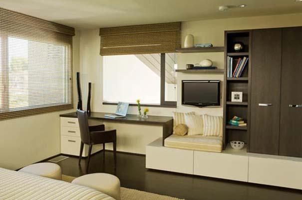 Εντυπωσιακά και μοντέρνα γραφεία στο σπίτι (11)