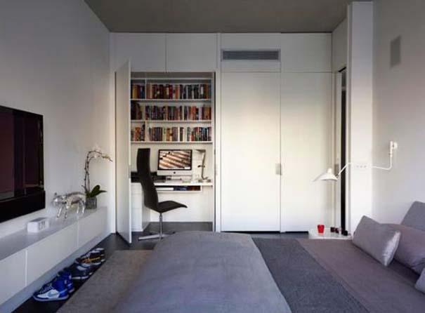 Εντυπωσιακά και μοντέρνα γραφεία στο σπίτι (12)