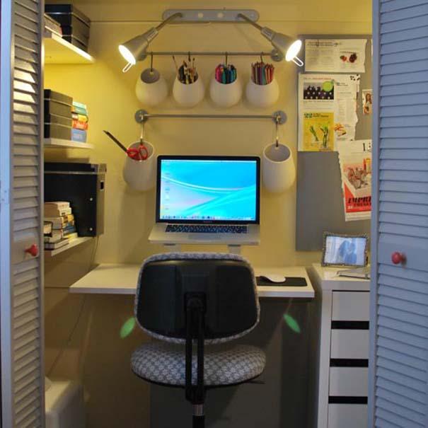 Εντυπωσιακά και μοντέρνα γραφεία στο σπίτι (15)