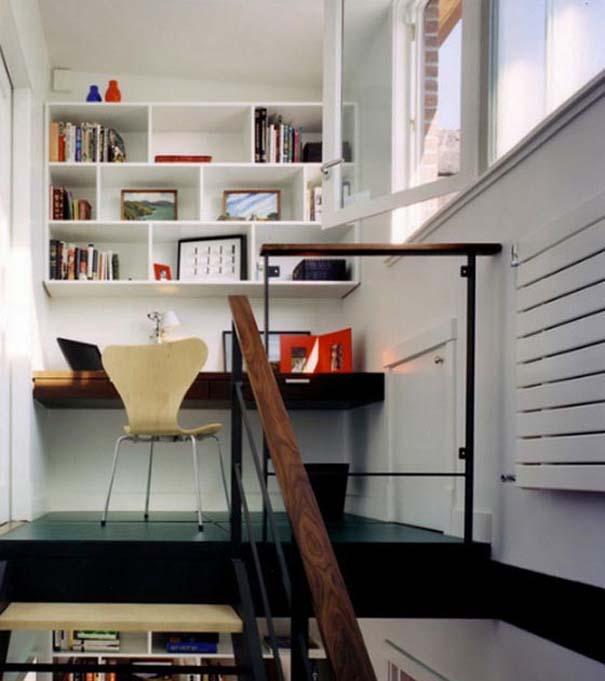 Εντυπωσιακά και μοντέρνα γραφεία στο σπίτι (16)