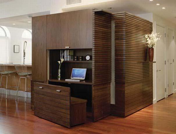 Εντυπωσιακά και μοντέρνα γραφεία στο σπίτι (17)