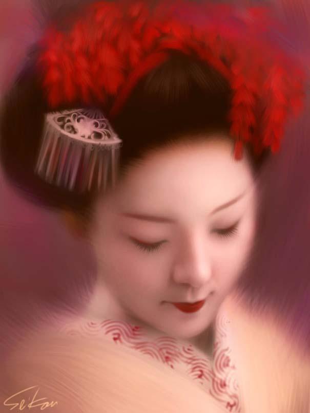 Εντυπωσιακοί πίνακες ζωγραφικής με iPad (4)
