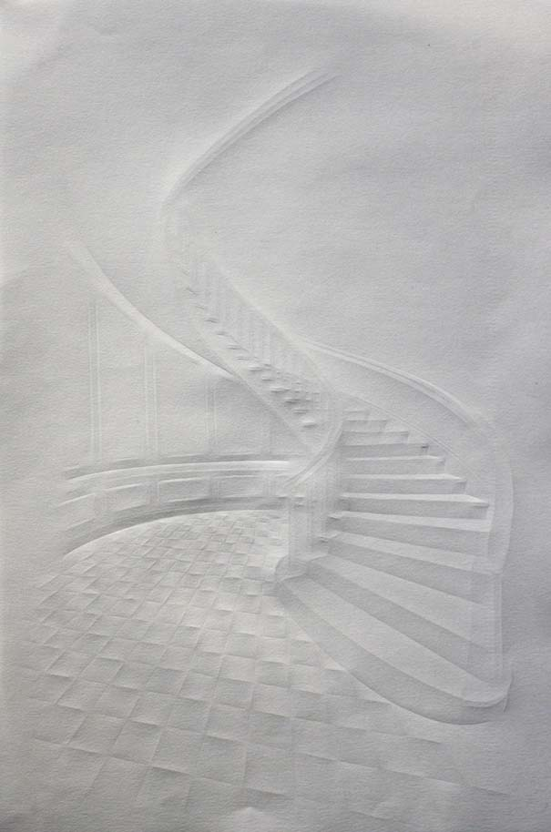Έργα τέχνης από τσαλακωμένο φύλλο χαρτιού (1)
