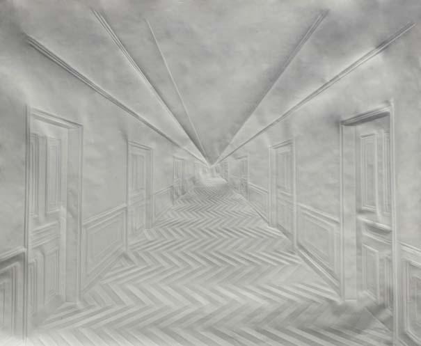 Έργα τέχνης από τσαλακωμένο φύλλο χαρτιού (2)