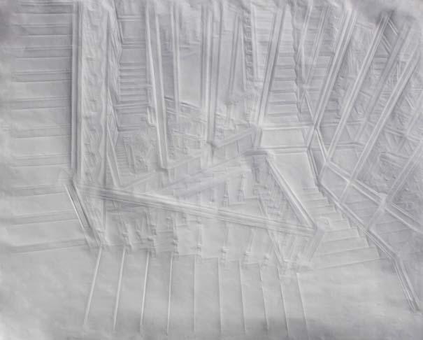 Έργα τέχνης από τσαλακωμένο φύλλο χαρτιού (3)