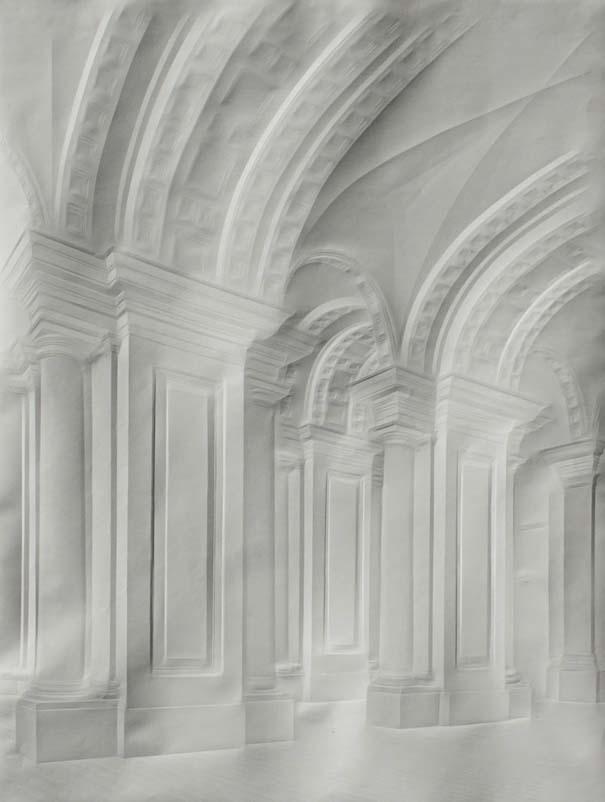 Έργα τέχνης από τσαλακωμένο φύλλο χαρτιού (5)