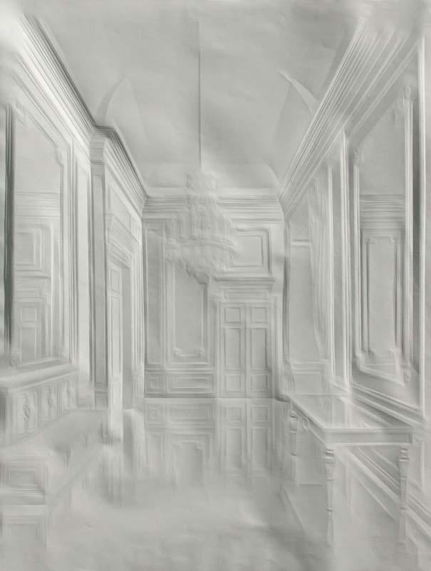 Έργα τέχνης από τσαλακωμένο φύλλο χαρτιού (6)