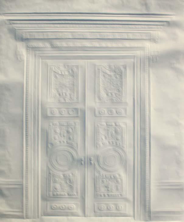 Έργα τέχνης από τσαλακωμένο φύλλο χαρτιού (8)