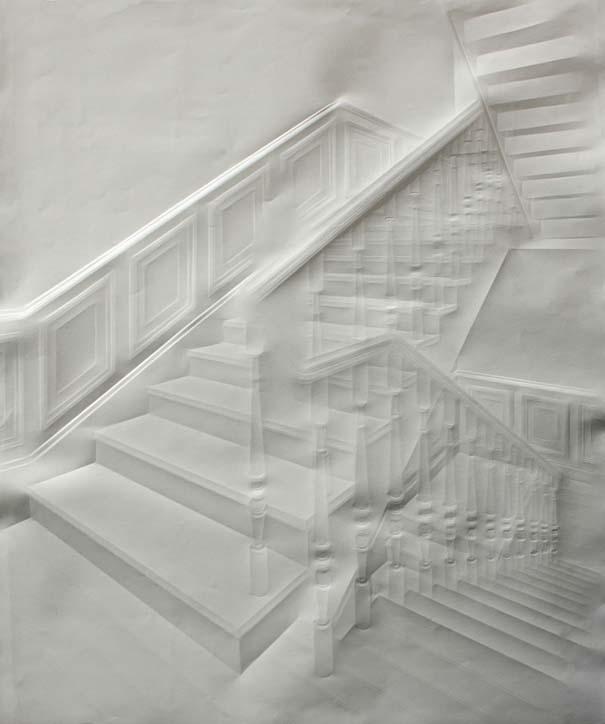 Έργα τέχνης από τσαλακωμένο φύλλο χαρτιού (10)