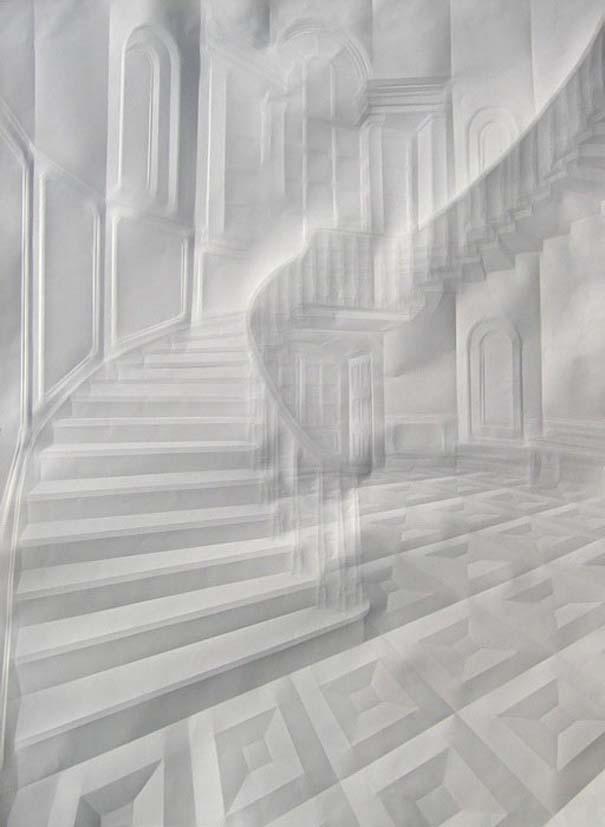Έργα τέχνης από τσαλακωμένο φύλλο χαρτιού (12)