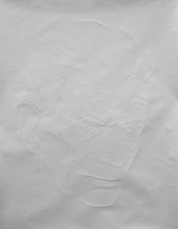 Έργα τέχνης από τσαλακωμένο φύλλο χαρτιού (13)
