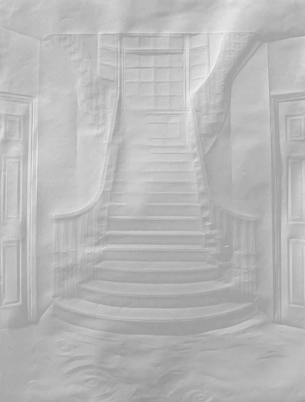 Έργα τέχνης από τσαλακωμένο φύλλο χαρτιού (17)