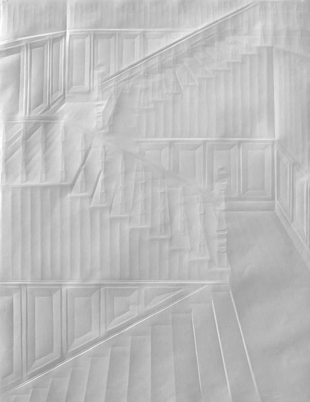 Έργα τέχνης από τσαλακωμένο φύλλο χαρτιού (19)
