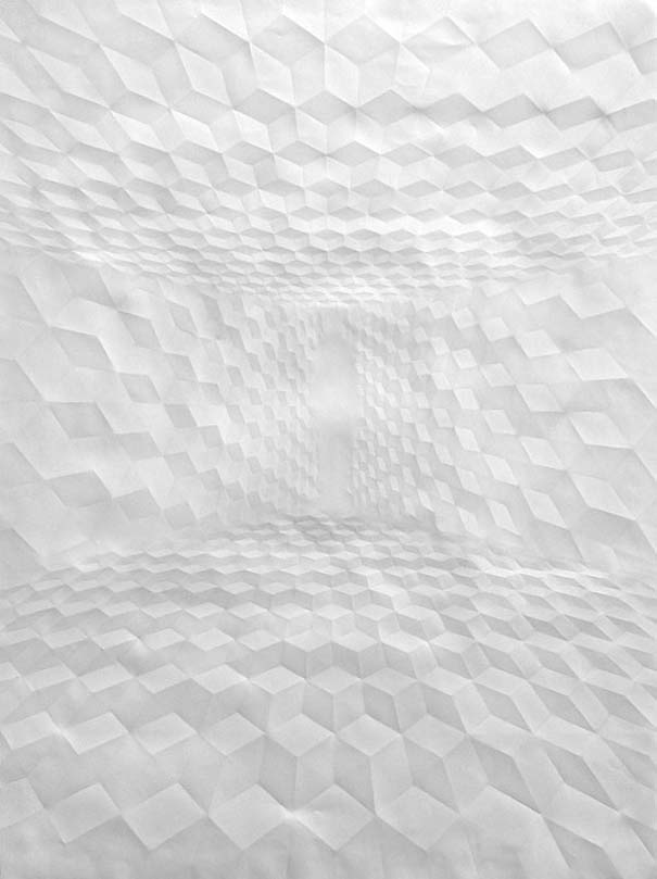 Έργα τέχνης από τσαλακωμένο φύλλο χαρτιού (20)