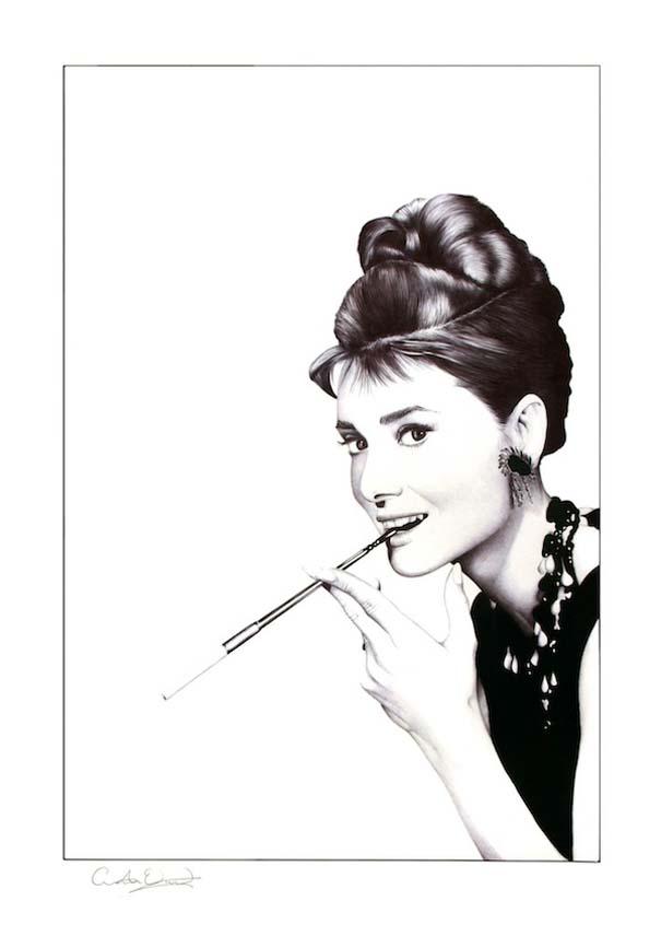 Φωτορεαλιστικά πορτραίτα με στυλό (2)