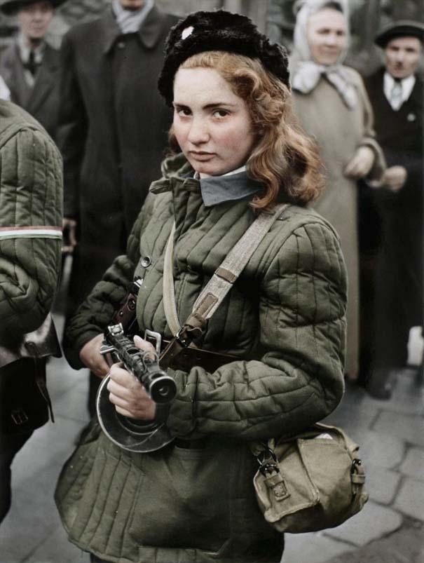 Ιστορικές ασπρόμαυρες φωτογραφίες αποκτούν χρώμα (16)