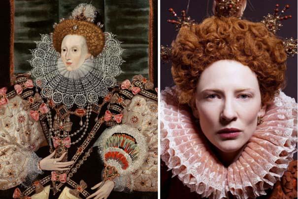 Ηθοποιοί και η ομοιότητα τους με τα διάσημα πρόσωπα που υποδύθηκαν (3)