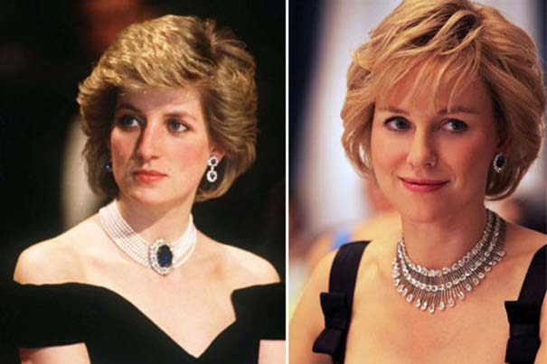 Ηθοποιοί και η ομοιότητα τους με τα διάσημα πρόσωπα που υποδύθηκαν (2)