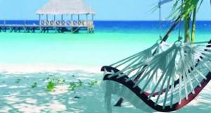 Ξενοδοχείο από βάρκες στο Cocoa Island των Μαλδίβων