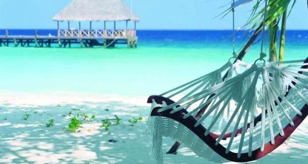 Ξενοδοχείο από βάρκες στο Cocoa Island των Μαλδίβων (1)