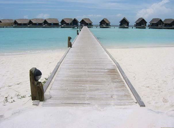 Ξενοδοχείο από βάρκες στο Cocoa Island των Μαλδίβων (4)