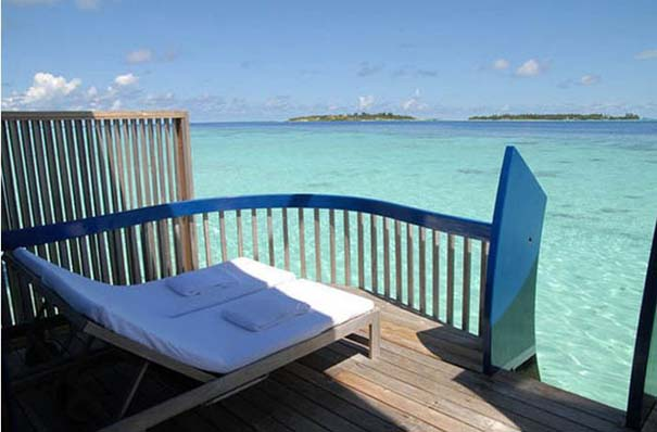 Ξενοδοχείο από βάρκες στο Cocoa Island των Μαλδίβων (11)