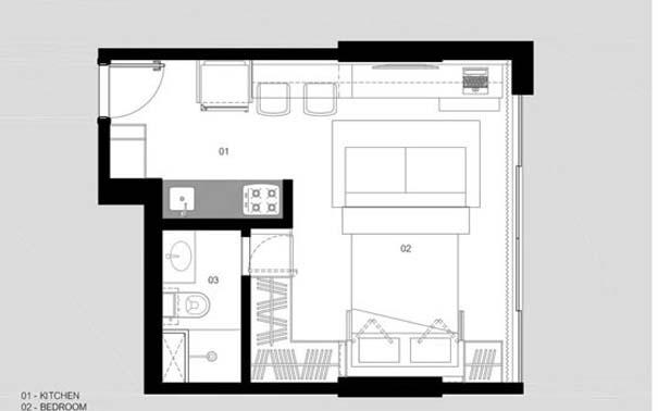 Λειτουργικό διαμέρισμα 30 τμ. (5)