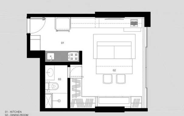 Λειτουργικό διαμέρισμα 30 τμ. (6)
