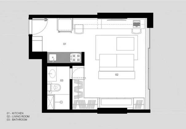 Λειτουργικό διαμέρισμα 30 τμ. (7)