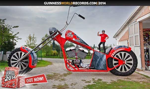 Η μεγαλύτερη μοτοσυκλέτα στον κόσμο (39)