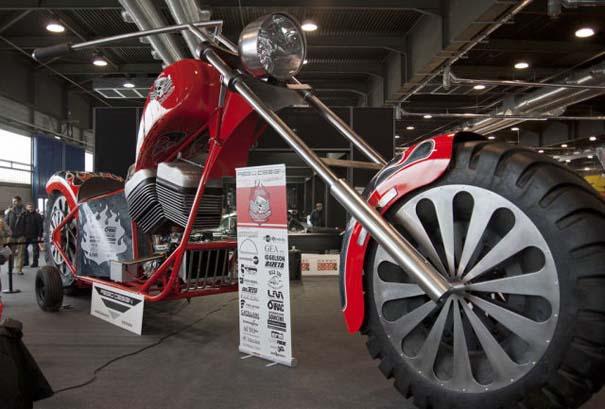 Η μεγαλύτερη μοτοσυκλέτα στον κόσμο (21)
