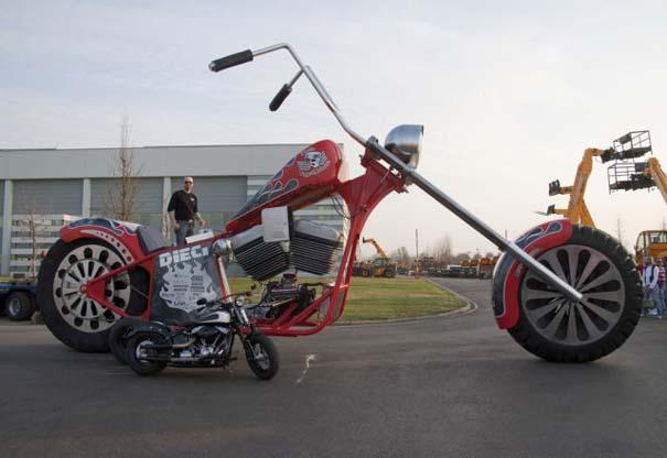 Η μεγαλύτερη μοτοσυκλέτα στον κόσμο (33)