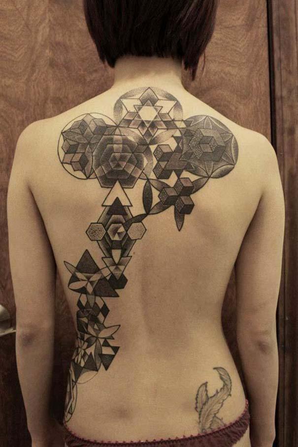 Τα μοναδικά τατουάζ του Kenji Alucky (8)