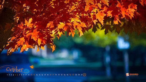 Wallpapers ημερολόγια Οκτωβρίου 2013 (1)