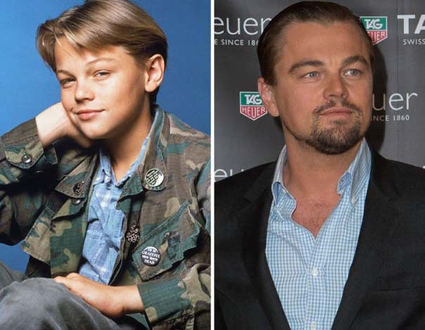 Παιδιά αστέρες τότε και τώρα (8)