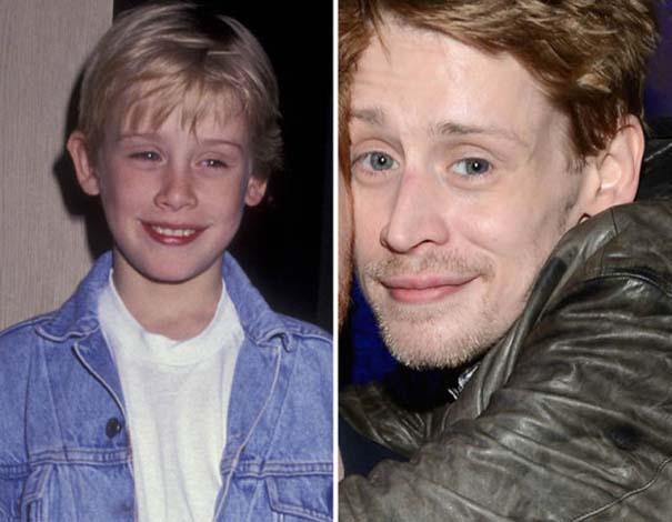 Παιδιά αστέρες τότε και τώρα (15)
