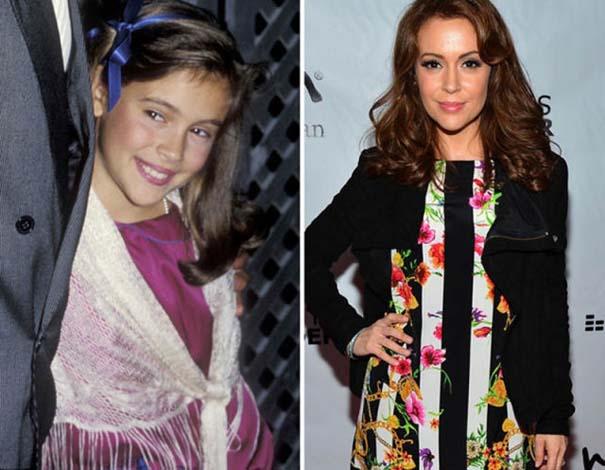 Παιδιά αστέρες τότε και τώρα (10)